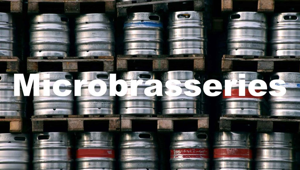 Page microbrasseries